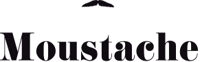 Moustache - logo