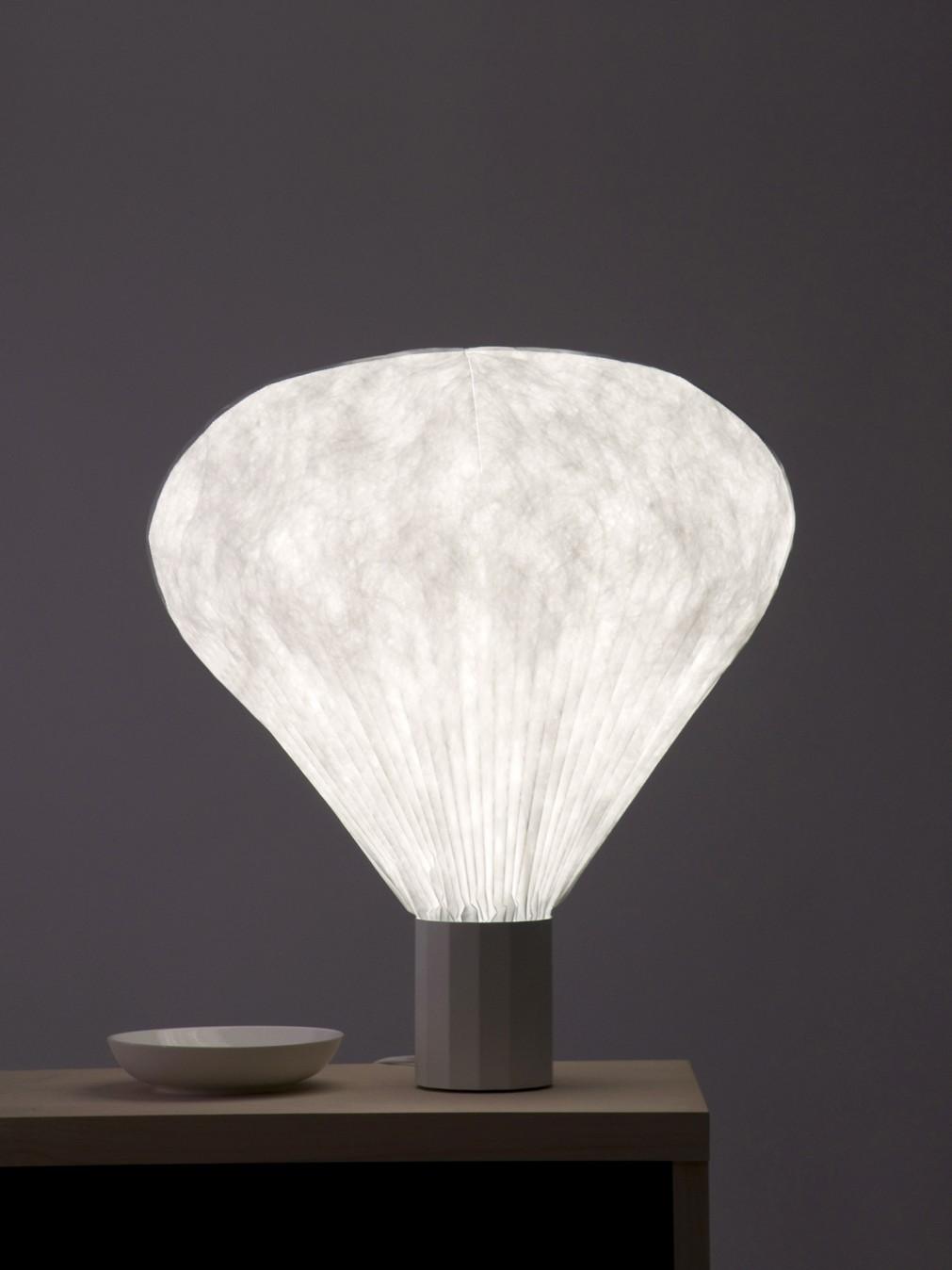 Tables lamps inga semp vapeur lamp moustache for Lampe de table contemporaine