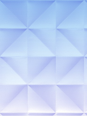 Wallpaper Floating gradient blue