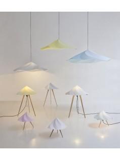 lampes de table constance guisset lampe chantilly moustache. Black Bedroom Furniture Sets. Home Design Ideas