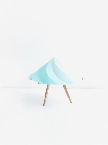 Petite lampe de table Chantilly