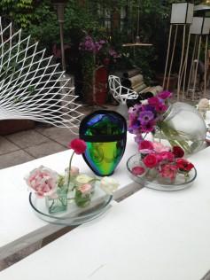 Vase Scarabee
