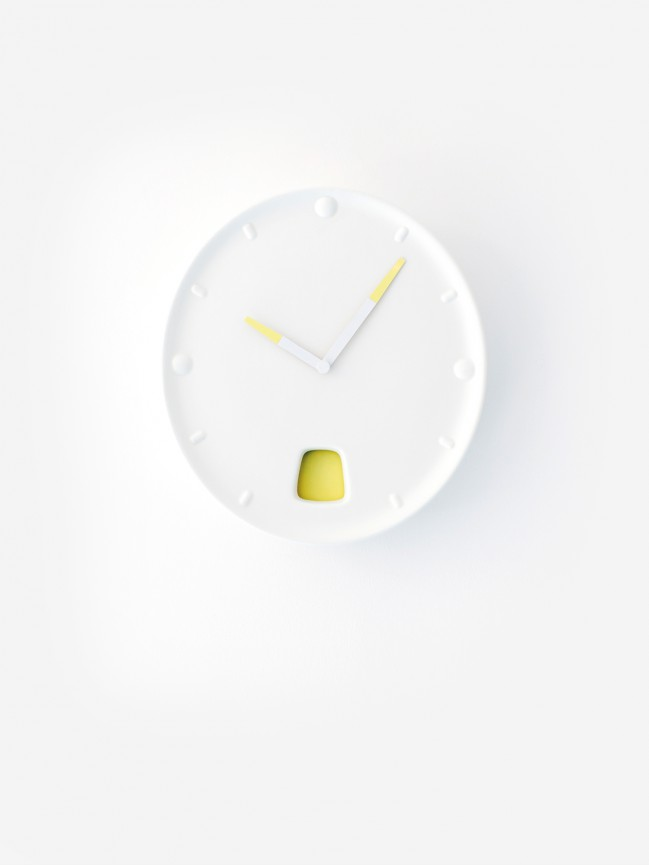 Guichet wall clock