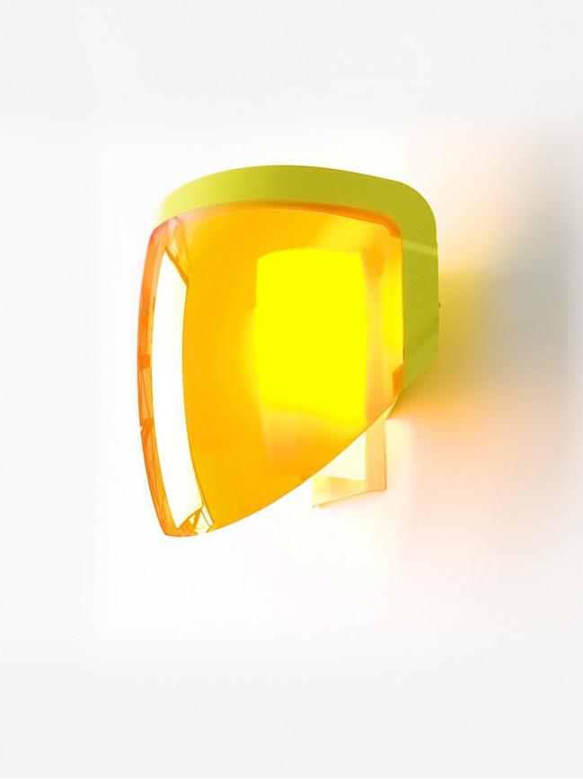 Moto Wall lamp