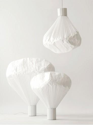 Grande lampe de table Vapeur