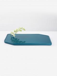 Plan ceramic vase