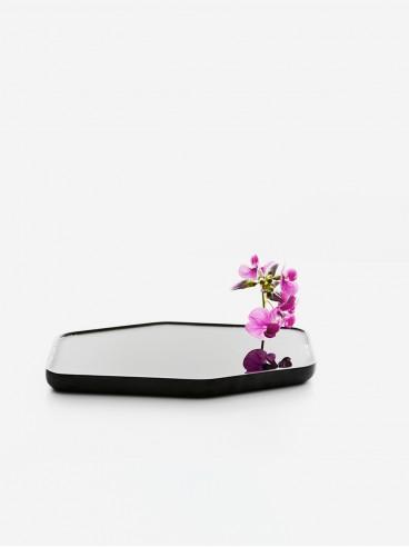 Petit vase en céramique Plan