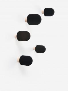 Micro coat pegs