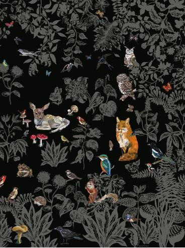 Wallpaper Fôret Noire