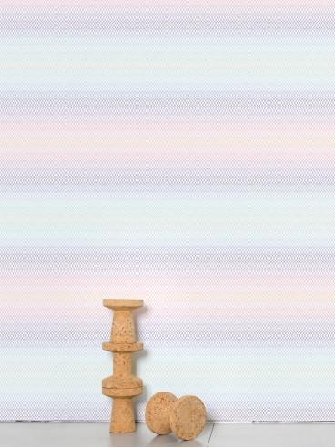 Papier peint Optical Grid