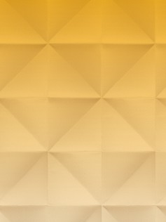 Wallpaper Floating gradient gold