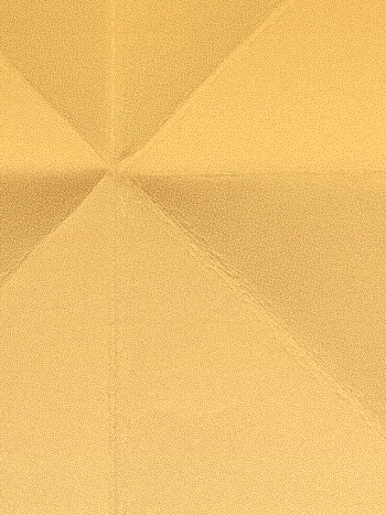 Floating gradient gold