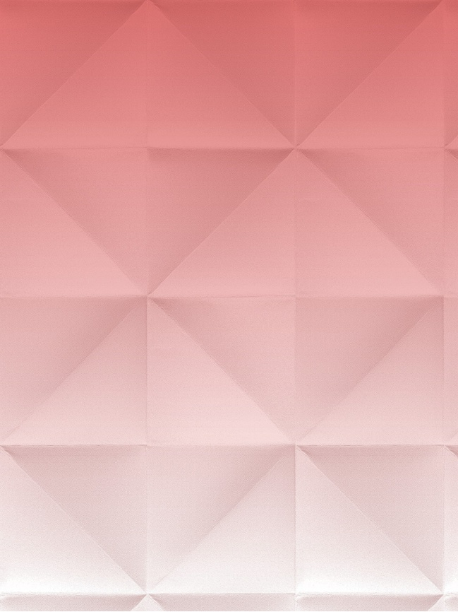 Floating gradient red