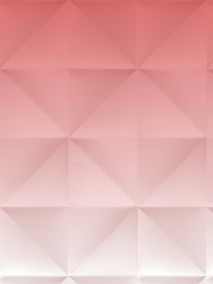 Wallpaper Floating gradient red