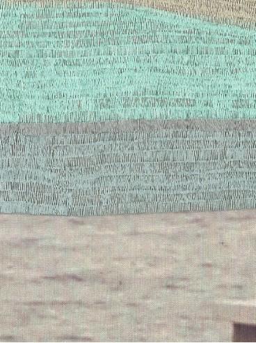 Papier peint Accalmie bien méritée
