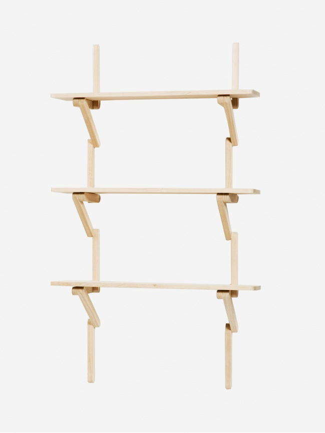 Metre shelf