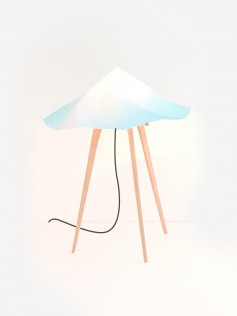 Grande lampe de table Chantilly
