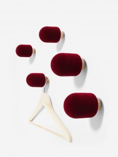 Micro coat hooks – large