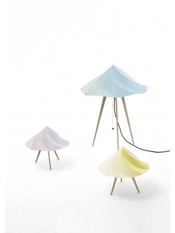 Chantilly small table lamp