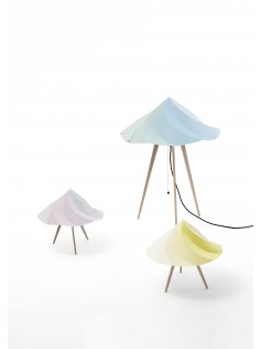 Petite lampe de table Chantilly