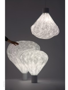 Vapeur Pendant light