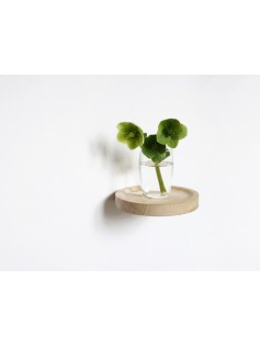 Balcon Little Shelf To Screw In Beech x3