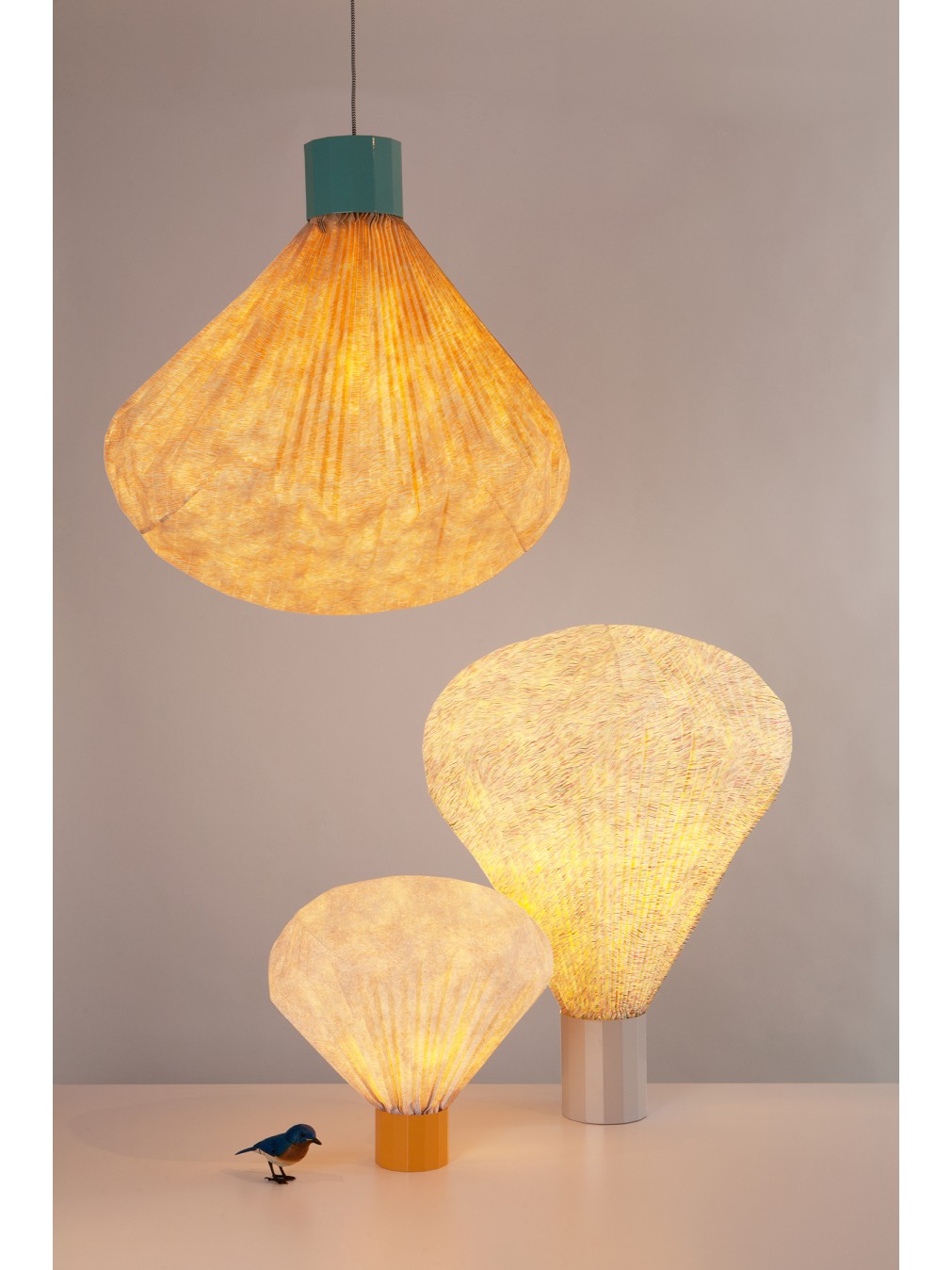 Tables lamps inga semp coloured vaporetto lamp for Lampe de table rona