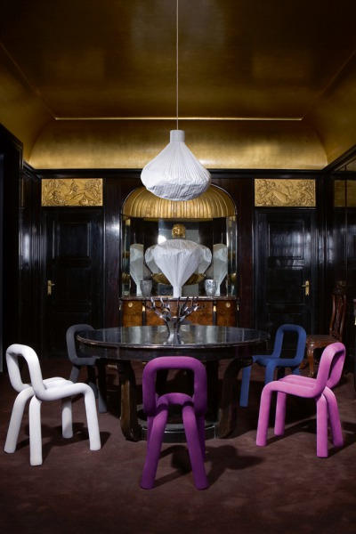 Moustache joins the Decorative Arts Museum of Paris collections
